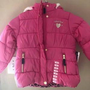 Osh Kosh B'gosh Girls Coat